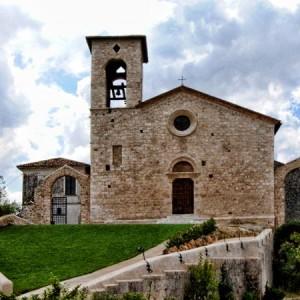 Ferentino - Monastero di S. Antonio Abate