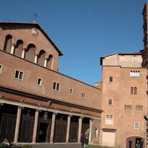 Roma - Basilica dei Santi Giovanni e Paolo al Celio