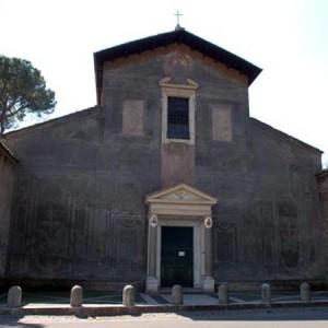 Roma - Basilica dei SS. Nereo e Achilleo