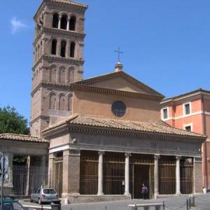 Roma - Basilica di S. Giorgio al Velabro