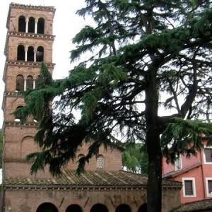 Roma - Basilica di San Giovanni a Porta Latina