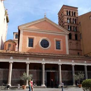 Roma - Basilica di San Lorenzo in Lucina
