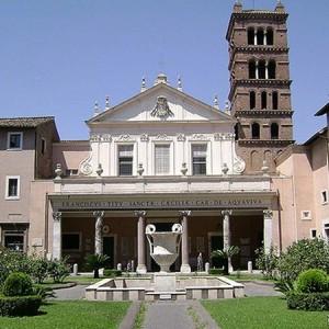 Roma - Basilica di Santa Cecilia in Trastevere