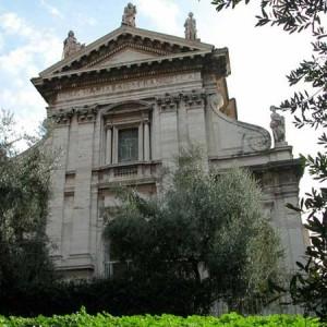 Roma - Basilica di Santa Francesca Romana