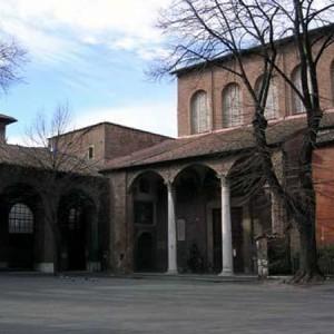 Roma - Basilica di Santa Sabina all'Aventino