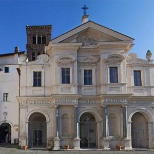 Roma - Chiesa di San Bartolomeo all'Isola