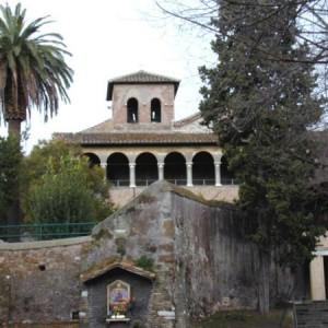 Roma - Chiesa di San Saba