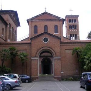 Roma - Chiesa di Sant'Anselmo all'Aventino