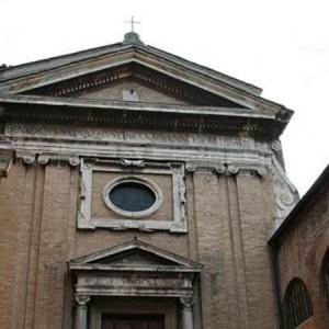 Roma - Chiesa di Santa Priscilla all'Aventino