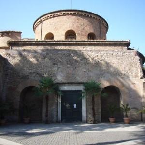 Roma - Mausoleo di Santa Costanza