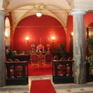 Roma - Sala Rossa del Campidoglio
